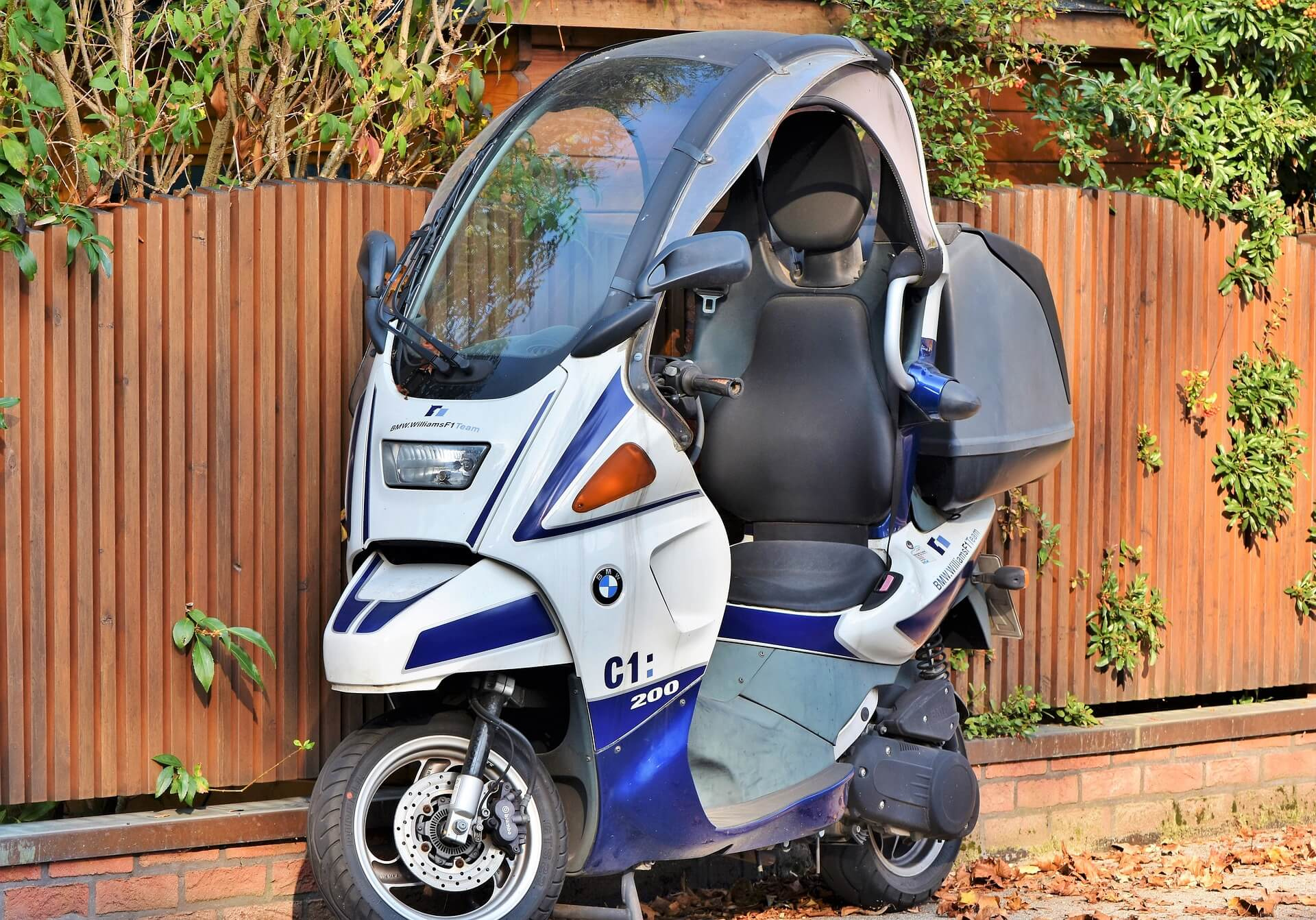 BMW, Scooter